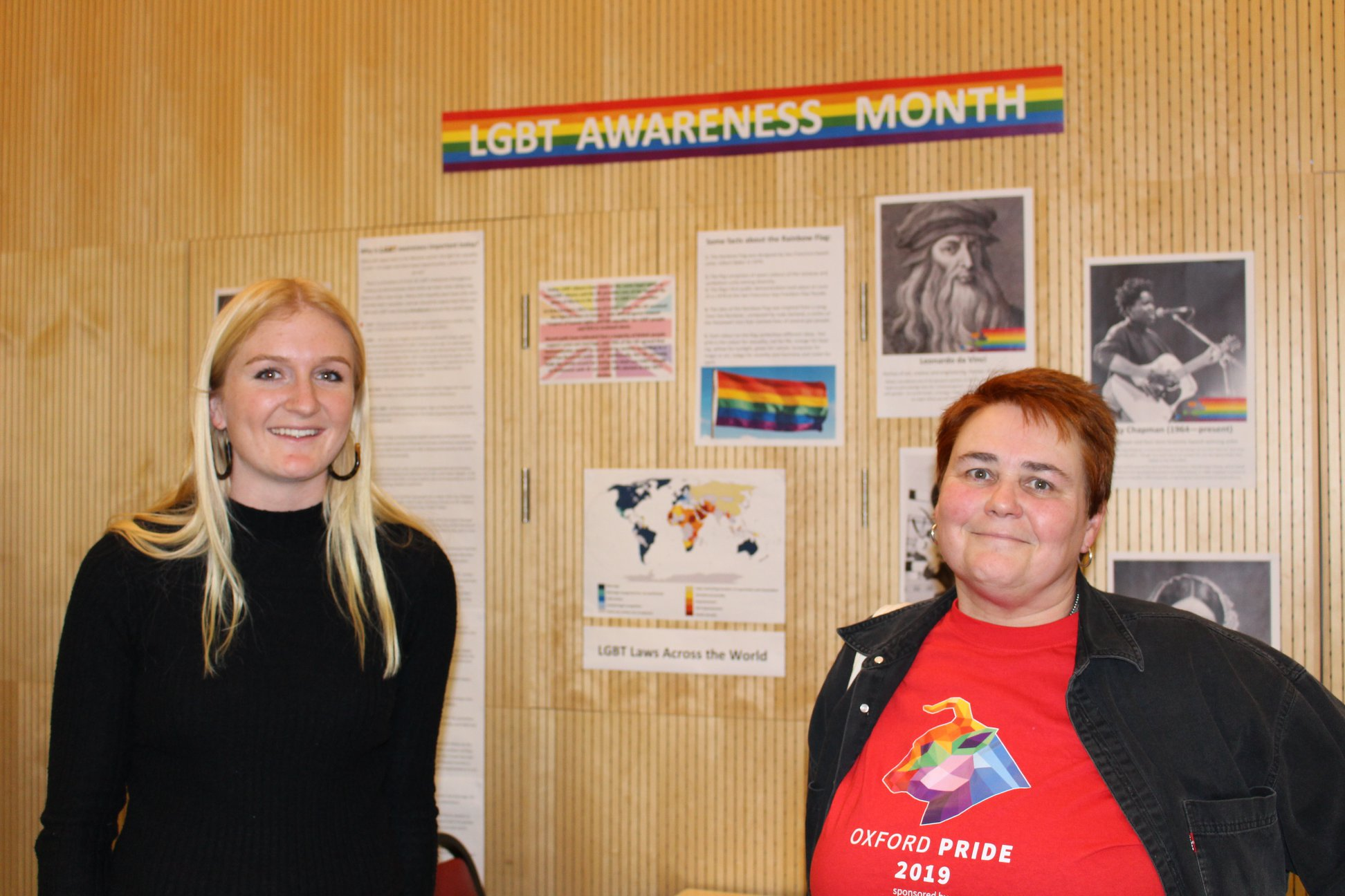 Oxford Pride comes to Ruskin featured image