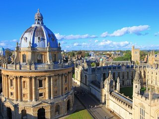 Living in Oxford, the City of Dreaming Spires featured image